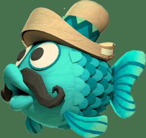 Illustration From Golden Fishtank Game in the Best Online Casino
