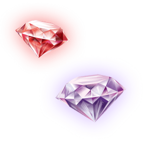 Illustration From Deco Diamonds Game in the Best Online Casino