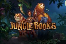 Jungle Books Game No deposit Bonus at Stakers