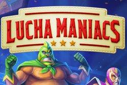 Lucha Maniacs No deposit Bonus at Stakers