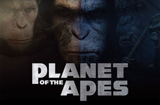 Planet of the Apes No deposit Free Spins at Stakers
