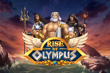 Rise of Olympus No deposit Bonus at Stakers