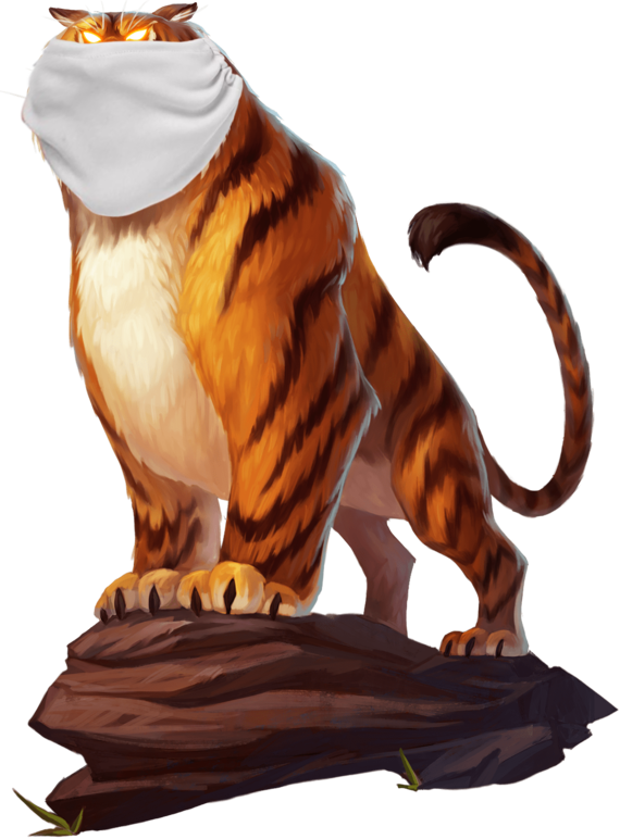 Jungle Books Tiger No deposit Bonus at Stakers